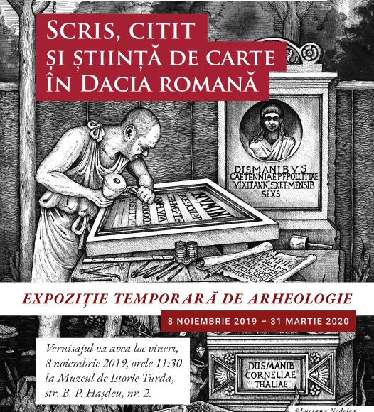 Scris, citit și știință de carte în Dacia